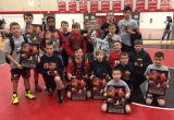 Youth Wrestlers Run Away with LLYWL Individual Tournament; 12 Finalists & 7Champs