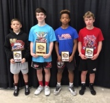 Four Hempfield Wrestlers Place at MAWA Eastern Nationals; Fickes Wins Title