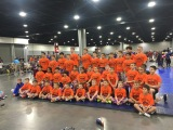 Hempfield Wrestlers Earn 7 Medals in USAW Nationals; Help PA Win Titles