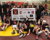 Youth Goes 4-1 at Boyertown Duals, FinishesThird