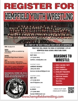 Youth Wrestling 2018 Fall Letter/ Registration Link