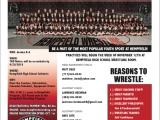 Youth Wrestling 2018 Fall Letter/ RegistrationLink