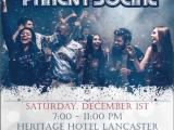 Don't Miss the 2018 Parent Social – Dec1st