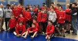 JH Wrestlers Rage in the Cage, Take First Place