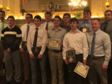 Hempfield Wrestling All-Stars and Academic All-StarsRecognized